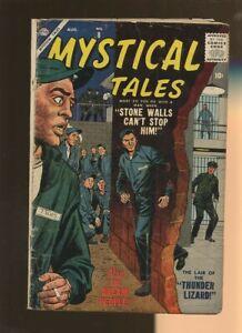Mystical Tales 8 VG 3.5 * 1 Book Lot * Final Issue! Bernie Krigstein!