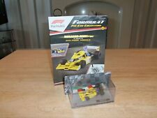New listing Panini Formula 1 Car Collection Jean-Pierre Jabouille Renault RS0 - 1977 1:43 F1