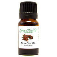10 ml Anise Star Essential Oil (100% Pure & Natural) - GreenHealth