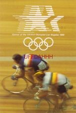 Continental-size GAMES OF THE XXIIIrd OLYMPIAD LOS ANGELES - VELODROME CYCLING