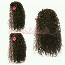 Moana Girls Long Hair Wig SHIPS SAME DAY SHIPPING if purchased before 4pm PT !