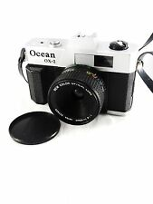 VINTAGE OCEAN OX - 2 CAMERA WITH 1:6 1 =  50 MM LENS