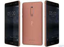 Nokia  Nokia 5  4G LTE Copper 16GB Unlocked Mobile Phone