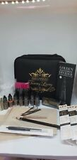Complete Tattoo Kit Microblading Eyebrow Permanent Makeup Tattoo Machine Set UK