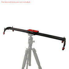 60cm Video Track Slider Dolly Stabilizer System for DSLR Camera Camcorder