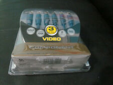 New listing Acoustic Research Gold Plated Component Video Cable - 3 Feet