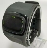 Mio Global ALPHA 2 Heart Rate Monitor Sport Watch Black Trim 58P-BLK AS IS