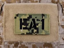 EA1 Infra Red AOR2 Call Sign Patch DEVGRU No Easy Day NSWDG Bin Laden Raid NSWDG