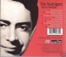 Mega RARE cd SALSA Tito Rodriguez EN LA SOLEDAD nueva edicion SI TE CONTARA