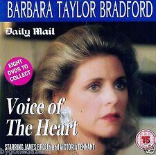 VOICE OF THE HEART - BARBARA TAYLOR BRADFORD(FREE UK POST)LINDSAY WAGNER