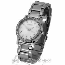 DKNY Silver Strap Wristwatches