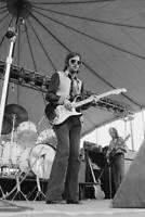 English Guitarist Eric Clapton On Us Tour 1974 OLD MUSIC PHOTO 9