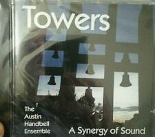TOWERS A SYNERGY OF SOUND the Austin Texas Handbell Ensemble 66 min cd 15 track