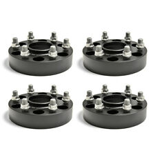 "(4) 40mm Wheel Spacers 6x5.5"" 93.1 for Ford Ranger XL XLT Limited Wildtrak 1999+"