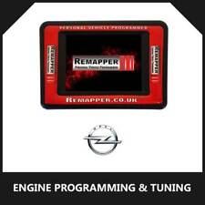 Opel - Customized OBD ECU Remapping, Engine Remap & Chip Tuning Tool