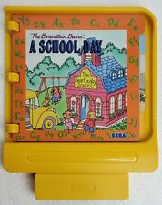 The Berenstain Bears' A School Day Cartridge Only Sega Pico Storyware 1994 Japan