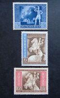 Germany Nazi 1942 Stamps MNH Postilion European Postal Congress Vienna WWII Thir