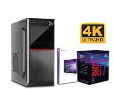 PC Büro COMPUTER I7 8700 6x 4,60GHz 8GB DDR4 250GB SSD 1TB HDD Windows 10 02