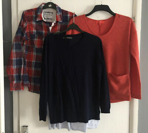Ladies - Women's - Clothes Bundle Size S/6/8 -Eur S/34/36 - Mixed Clothes Bundle