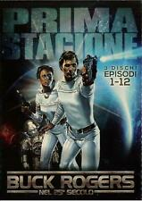 BUCK ROGERS - STAGIONE 01 #01  EPS 01-12   3 DVD