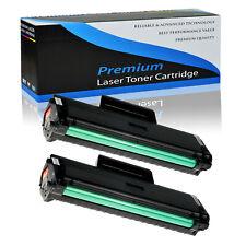 2 Pack MLT-D104S Toner Cartridge For Samsung SCX-3200 ML-1660 ML-1867 ML-1661