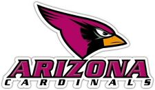 NFL Sticker Adesivo Decal-Arizona Cardinals-ca. 15 x 8,5cm