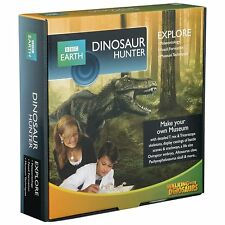 BBC Earth Dinosaur Hunter WALKING WITH DINOSAURS T.REX TRICER Educational Play *