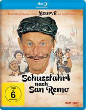 """Blu-ray * SCHUSSFAHRT NACH SAN REMO # NEU OVP """""""
