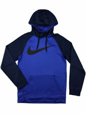 NIKE MEN'S SIZE 2XL THERMA DRI-FIT FLEECE PULLOVER HOODIE 933432 442 NEW