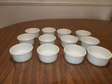 12 USA Soup Bowls PLAST O CON INC. 1 Cup Stacking Microwave and Conventional