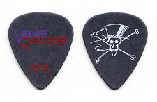 Velvet Revolver Slash Signature Black Guitar Pick - 2004 Tour GNR