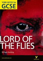 Lord of the Flies: York Notes for GCSE (Grades A*-G) 2010,Sw Foster
