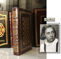 HELGA'S DIARY WW II HOLOCAUST- Easton Press - Weiss🖋SIGNED 1ST ED🖋SEALED w/BOX