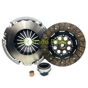 LAND ROVER DISCOVERY 2 & DEFENDER TD5 CLUTCH KIT FULL 4 PIECE COVER & BEARINGS