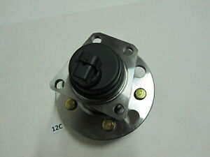 1 Rear Wheel Hub Bearing Assembly For 1991-2000 2001 2002 Saturn SC SL SW Series