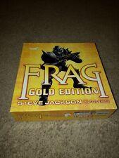 Frag Gold Edition Steve Jackson Games Board Game