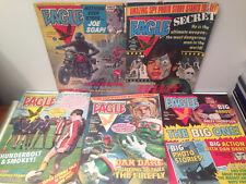 Eagle Comics August September October November 1982