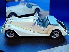 VITESSE L176C - 1980 MORGAN 4/4 1600 - LIGHT YELLOW - LIMITED EDITION