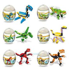 Various Assembly Dinosaur Models Kids Child Developmental Puzzle Eggs Toys Gifts