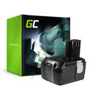 GC Akku BCL1430 EBL1430 für Hitachi CH14DL CJ14DL DH14DL 14.4V 1.