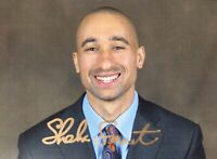 Autographed 4x6 Photo Shaka Smart University Of Texas Signed Picture Basketball