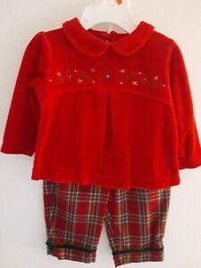 OSHKOSH Baby Girl's 2-Piece Outfit (NWOT) - Size 3-6 Mos.