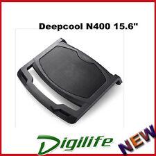Deepcool N400 Notebook Cooler Large Area Metal Mesh 140mm Fan