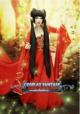 Vintage Medieval Palace Dress Gown Cosplay Mystery Fairy Princess Costume Lolita