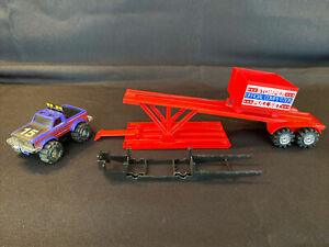 Schaper Stomper COMPETITION PULL SET Balance Box with Datsun Truck (Incomplete)