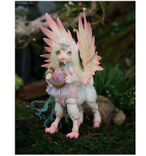 1/6 bjd doll dolls ball jointed doll Griffin body with big wings +face make up