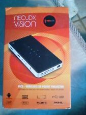 neojdx vision 1080 wireless led pocket projector