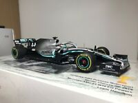 1:18 Spark Mercedes AMG Petronas F1 1000th GP Winner Hamilton 2019 Chinese GP