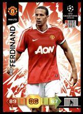 Panini Adrenalyn XL Champions League 2010/2011 Manchester United Rio Ferdinand