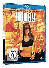 HONEY (Jessica Alba, Mekhi Phifer) Blu-ray Disc NEU+OVP